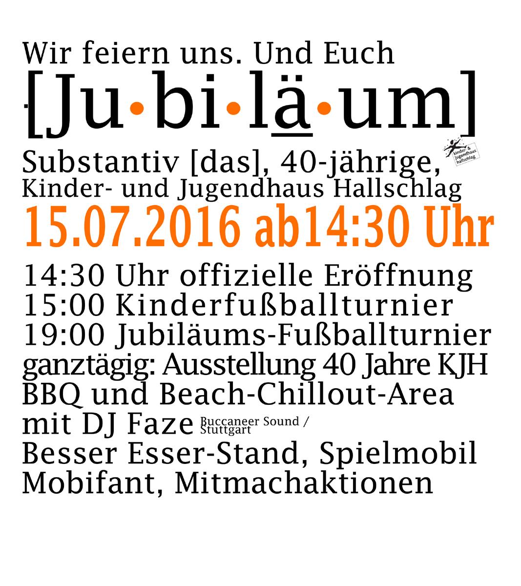 Homepage-jubiläum